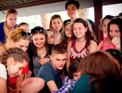 Подростковый региональный шаббатон