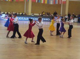 Бально-спортивные танцы