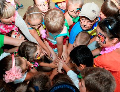 Групповые занятия для детей программы «БеЯхад»