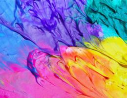 Как смешивать цвета красок?