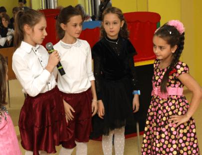 Выступление театра «Фейгале» в програмне «БеЯхад» к Суккоту