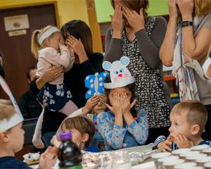 Шаббат в KIDS и семейная встреча