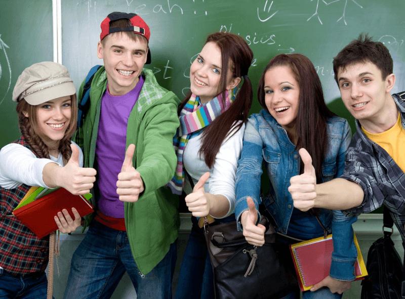 """Тренинги для Подростков: """"Я в контакте с другими"""""""