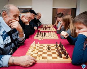 Шахматный турнир ЕКЦ Solomonika