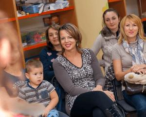 Семейная встреча - модельный шаббат