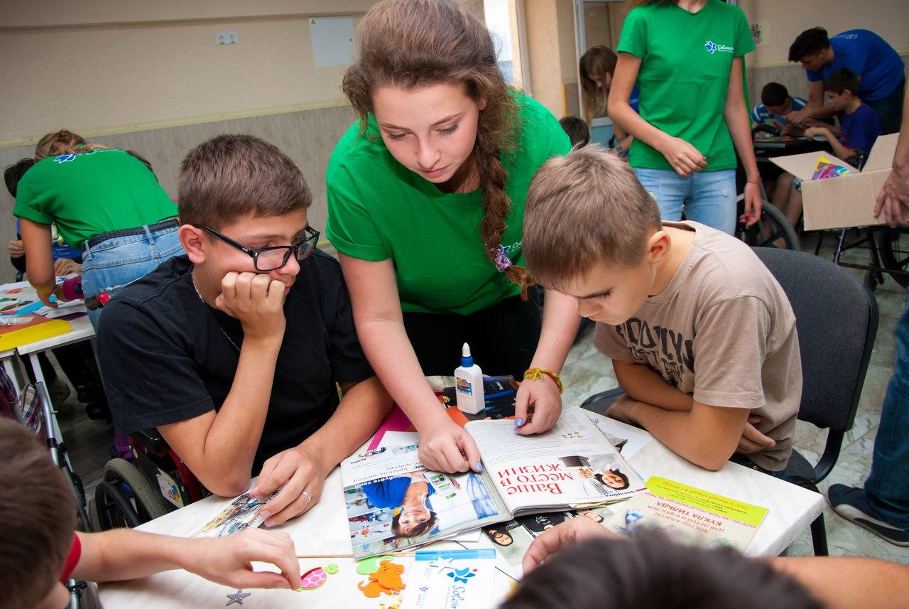 Деский дом-интернат для детей с ДЦП