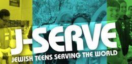 J-Serve Day всемирный день общественных работ от BBYO