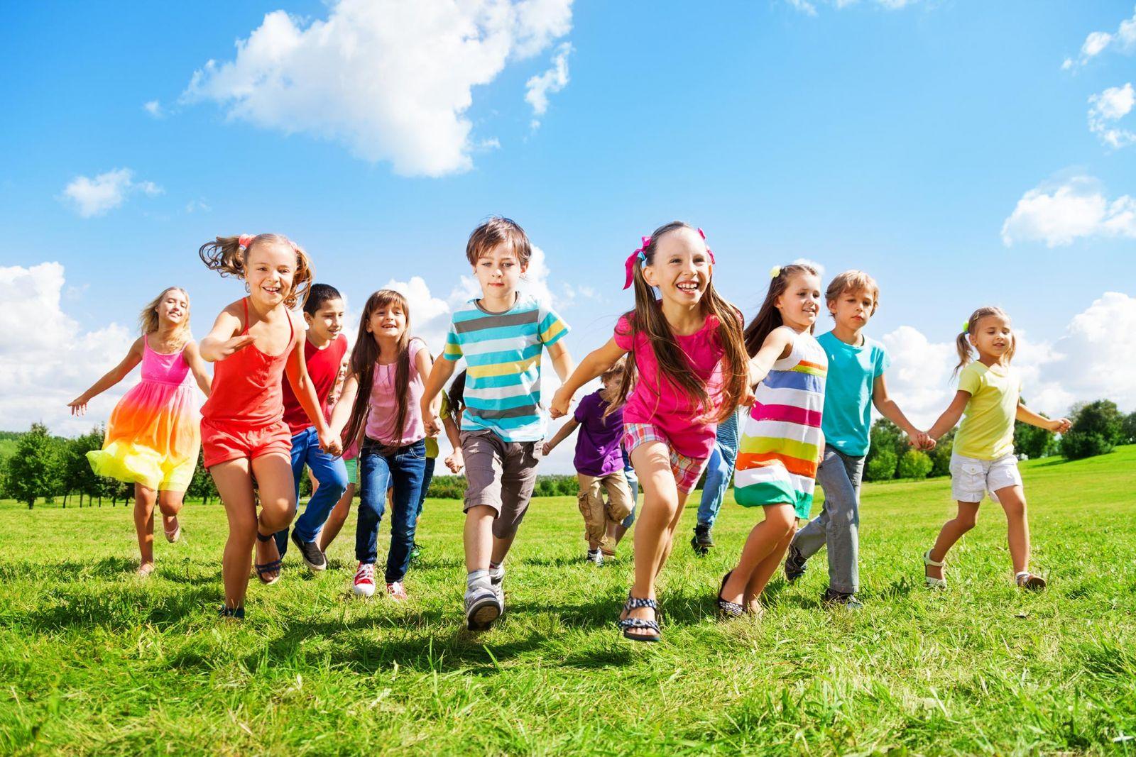 Шавуот для детей Семейной Службы JFS  и программы BBBS