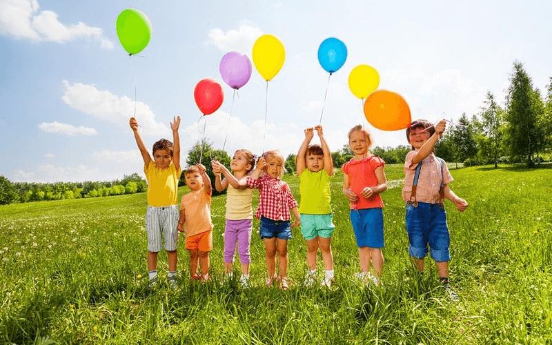 День Защиты детей в ТубДиспансере с волонтерами DVC