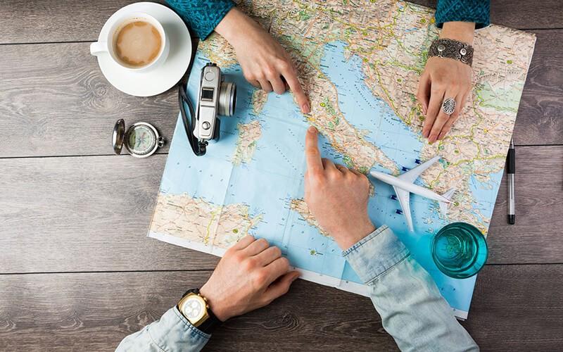 «Как организовать себе путешествие»
