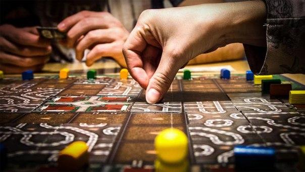 Вечер настольных игр