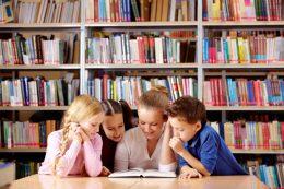 Выход в Детскую областную библиотеку