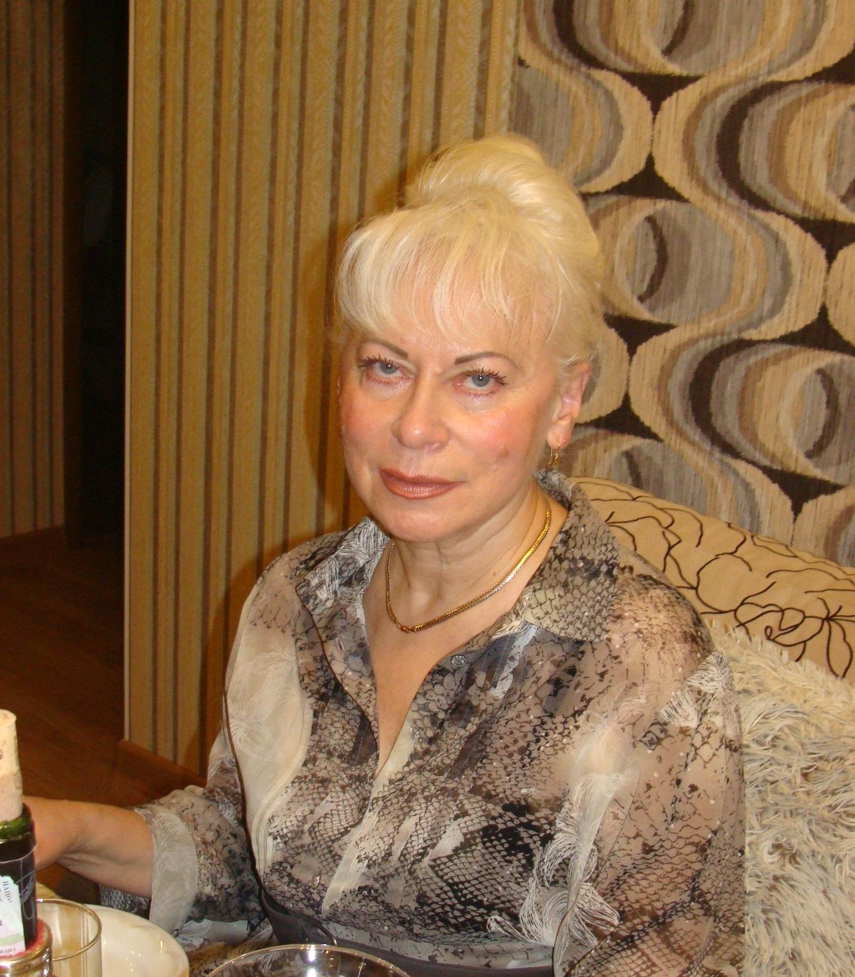 Ольга Осипенко
